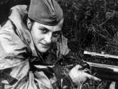 Ljudmila Michajlovna Pavličenková - jediná žena z trojice nejúspěšnějších odstřelovačů v historii válek