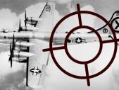 První letecká střetnutí studené války