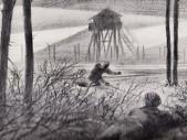 75. výročí neuvěřitelného útěku spojeneckých zajatců 110 metrů dlouhým tunelem z německého lágru Stalag Luft III