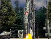 Bachem Ba 349 Natter - nacistická raketová kamikaze s vertikálním startem a žádným přistáním