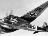 Rychlostní rekord německého Junkersu Ju 88