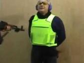 Svérázný způsob testování neprůstřelné vesty