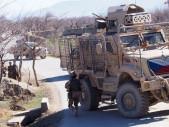 Americká základna Bagrám, kde slouží i čeští vojáci, se stala terčem útoku