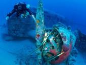 Byl nalezen téměř netknutý vrak německého druhoválečného letadla Junkers Ju 52