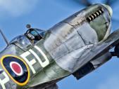 Spitfire - druhoválečný bojový letoun, který zachránil svobodný svět