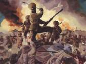 Slavná bitva u Saragarhi - 21 Sikhů vzdorovalo šílené přesile 10 tisíců Paštunů