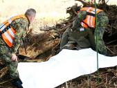 Také ČR má svůj tým pro identifikaci obětí hromadného neštěstí DVI