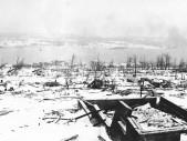 Halifaxský výbuch - největší nejaderná exploze v historii lidstva