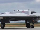 Rusko zveřejnilo první video z letu nového bezpilotního letounu