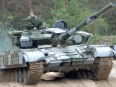 Ukrajina urychluje modernizaci tanků T-64