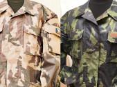 Chameleoní kamufláž pro AČR -  Jedna uniforma, která zamaskuje vojáka v lese i na poušti