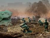 Legendární plastové figurky vojáků zažijí revoluci - nově se budou vyrábět i vojákyně
