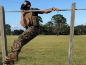 Extrémně náročný trénink amerického mariňáka Michaela Eckerta