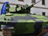 Společnost GDELS na dnech NATO představí další verzi vozidla ASCOD 2