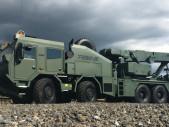 TREVA-15 – nový taktický vyprošťovací automobil od Excalibur Army
