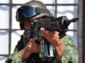 Aztécký ohnivý had aneb mexická útočná puška FX-05 Xiuhcoatl