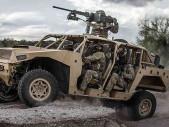 Nová speciální vozidla pro americké výsadkové jednotky