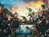 Bitva o Szigetvár - nerovná bitva známá jako ,,uherské Thermopyly