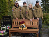 Uctění dne válečných veteránů aneb Cesta poděkování, úcty a pokory 2019