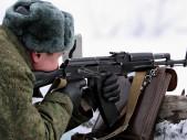 Kolik součástek z pušky AK-74 lze odstrojit, aby byla zbraň ještě schopna výstřelu