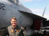 Stíhačka vojenského námořnictva USA