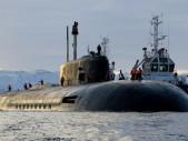 Rusko staví odolné kryty pro ponorky