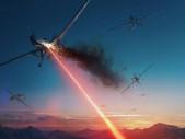 Americké letectvo otestovalo novou laserovou zbraň proti dronům