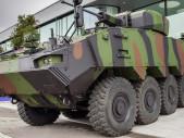 Společnost GDELS zahájila výrobu obrněných vozidel Piranha 5 v Rumunsku