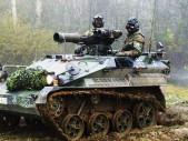 Modernizace tančíků německé armády Wiesel