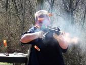Test ruské brokovnice Saiga 12