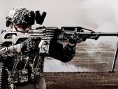 Náročný výcvik ruských speciálních sil s kulomety