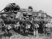 Protitankový boj německé armády za Velké války - lidé proti strojům