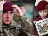 Tálibán mu zabil staršího bratra, stal se také paragánem, aby mohl hrdě nosit bratrův rudý baret