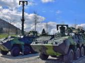 Společnost TATRA DEFENCE VEHICLE předala české armádě první speciální pandury