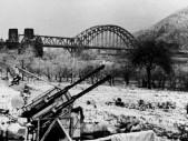 Tajná zbraň spojenců, která pomohla dobýt Ludendorffův most u Remagenu