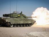 Modernizace italských hlavních bojových tanků C1 Ariete