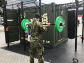 České fitness kontejnery (nejen) pro vojáky