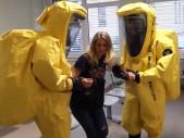 Když jsme film natáčeli, ani jsme netušili, jak bude o několik měsíců toto téma aktuální vzhledem k výskytu koronaviru v Číně