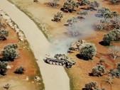 Když si to rozdá obrněný transportér s tankem T-72