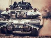 Nové tanky Arjun Mk.1A pro indickou armádu