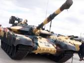 Nová verze tanku T-72A
