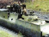 Krajina Express: Obrněný vlak chorvatských Srbů a drsné devadesátky