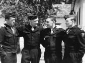 20. Waffen-Grenadier-Division der SS: Strážní rota během Norimberského tribunálu