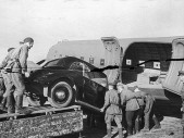 Co vše si Sověti odnesli z okupovaného Německa v roce 1945