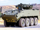 GDELS společně s partnery dodá španělské armádě stovky obrněných vozidel
