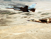 Tajné operace iráckých Mirage F1 proti letounům US Air Force a US Navy