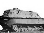 Landwasserschlepper LWS: Německé obojživelné vozidlo s pestrou bojovou kariérou