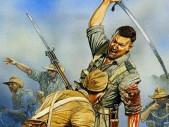 George A. Cairns: Japonský důstojník mu v boji usekl ruku, pomsta byla okamžitá
