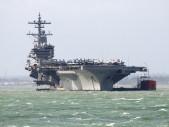 Irán započal tradiční vojenské cvičení, na kterém zlikvidoval americkou