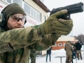 V Rusku byla zahájena výroba nové pistole pro armádu